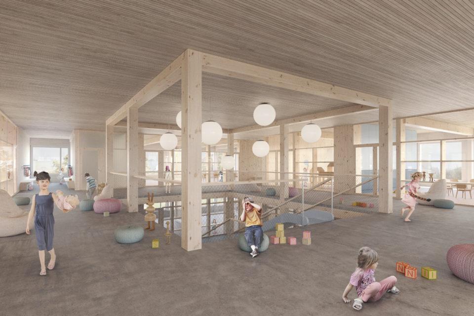 mazzapokora: Kindergarten Fällanden