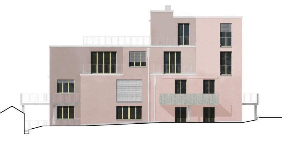 mazzapokora: Wohnhaus Wohlen