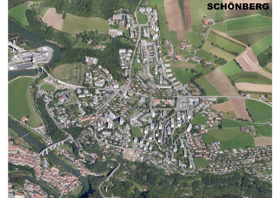 mazzapokora: Quartier Schönberg Fribourg