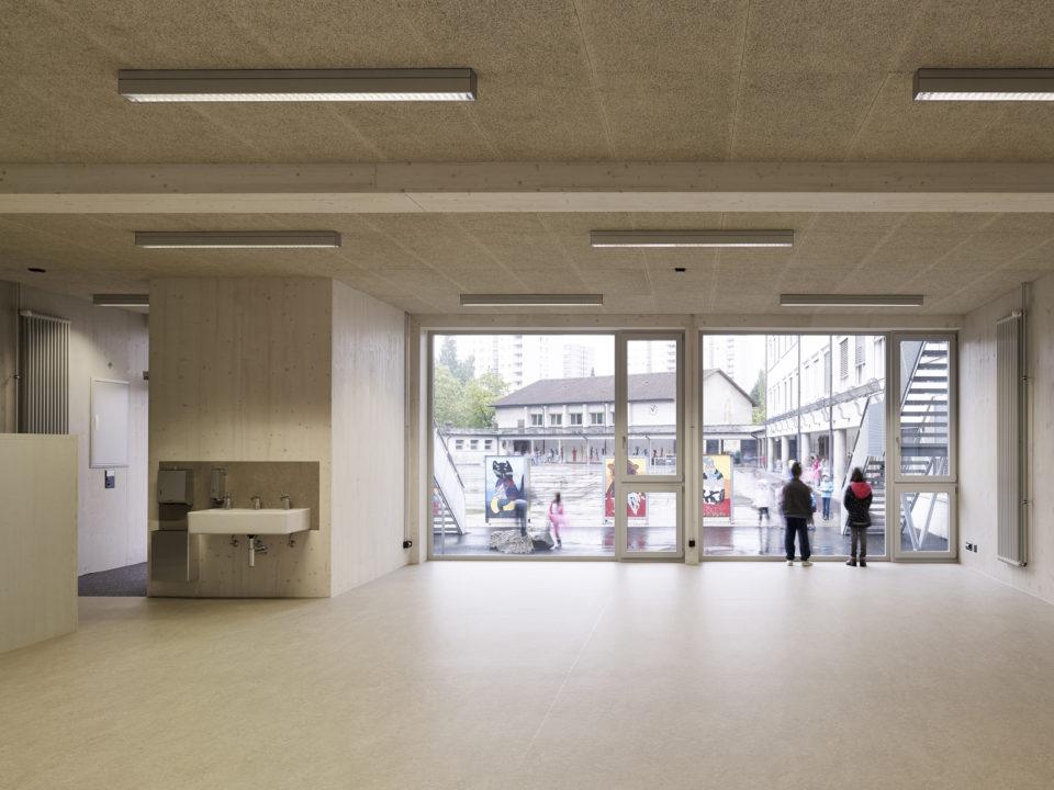 mazzapokora: Schulprovisorien Fribourg