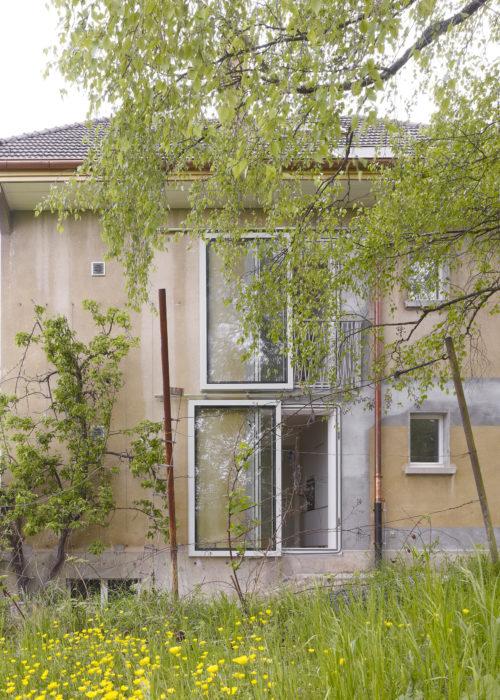 Umbau Wohnhaus Jens
