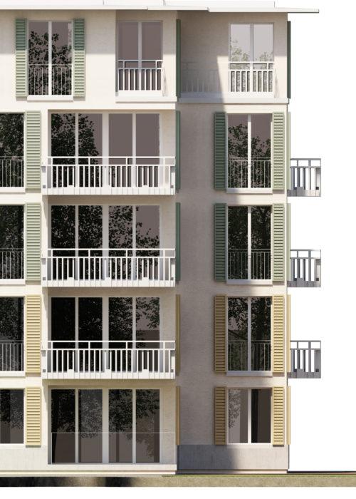Wohnüberbauung Waidmatt